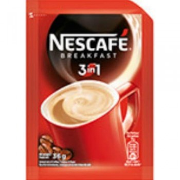 Nescafe breakfast 3 in 1