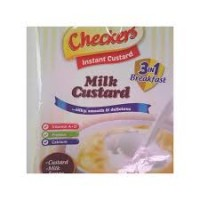 Checker Custard Milk  3 IN 1