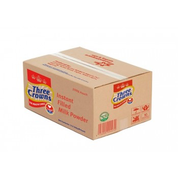 Three Crowns Powdered Milk pouch (350g x12)carton