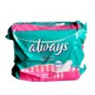 Always Sanitary Pad Single Pink 8