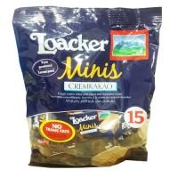 Loacker Minis Crispy Wafers (Cremkakao)