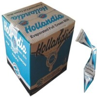 Hollandia Evaporated Full Cream Milk Carton 48 x 70g