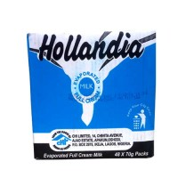 Hollandia Evaporated Full Cream Milk 70g x 10