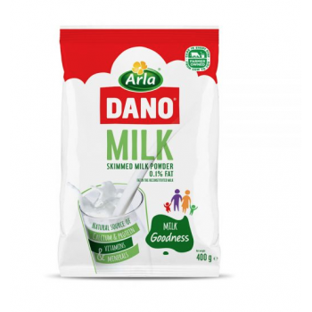 Dano Skimmed Milk Powder 400g