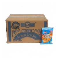 Biscuit - Beloxxi Cream Cracker (72pcs) carton