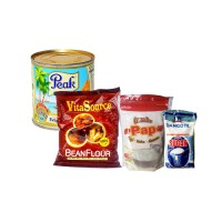 Breakfast Bundle Pack (Bean Flour, Sugar, Pap 500g & Peak Milk Gold Evap 170g x 3)