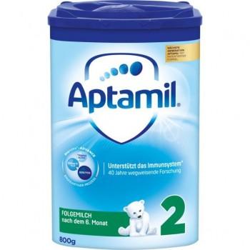 Aptamil Follow-on Milk 2 - 800g (6 - 12)months
