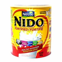 Nido 900g (Tin x 2) With free 50g Golden morn puff and Maggi naija pot (Sample pack)