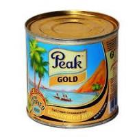 Peak Gold Evaporated Milk 170g  by 24 (Half  Carton)