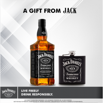 Jack Daniel's - Tennessee Whiskey (700ml)