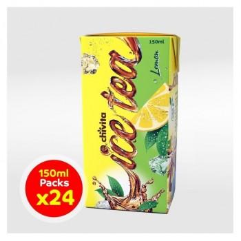 Chivita Ice Tea Lemon 150ml x 24