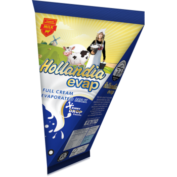 Hollandia Evap (Full Cream Evaporated Milk) 65g