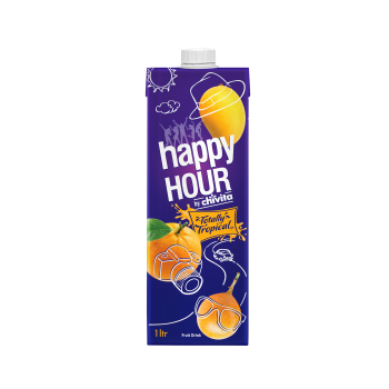 Happy Hour Juice (Totally tropical flavour)  1 litre