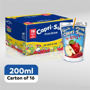 Capri-Sun Apple (200ml x 16)