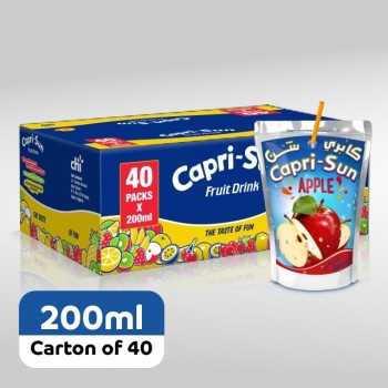 Capri-Sun Apple (200ml x 40)
