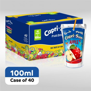 Capri-Sun Apple (100ml x 40)