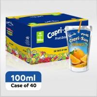 Capri-Sun Orange (100ml x 40)
