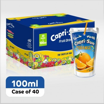 Capri-Sun Orange (100ml x 40)