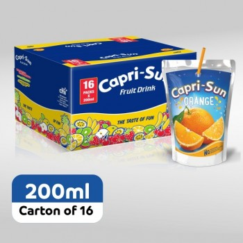 Capri-Sun Orange (200ml x 16)