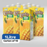 Chi Exotic Mango 1ltr x 10 (Carton)