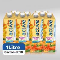 Chivita Active Carrot and Orange 1ltr x 10 (Carton)