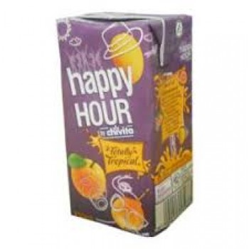 Happy Hour Juice Totally tropical flavour 150ml x 24
