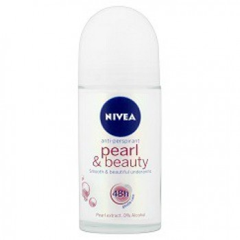 Nivea Pearl & Beauty Anti-Perspirant Deodorant roll-on