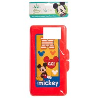 Mickey Mouse Baby Wipes Travel Case