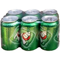 7 Up Can Drink by 6