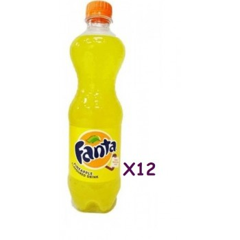 Fanta Pineapple Drink 60cl x 12