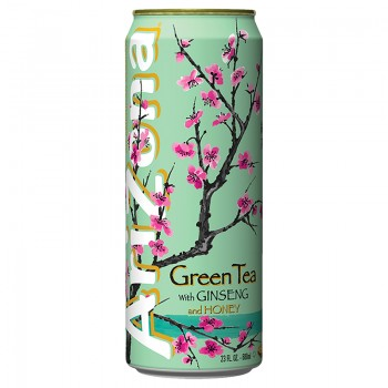 Arizona Green Tea with Ginseng and Honey Cocktail  70cl