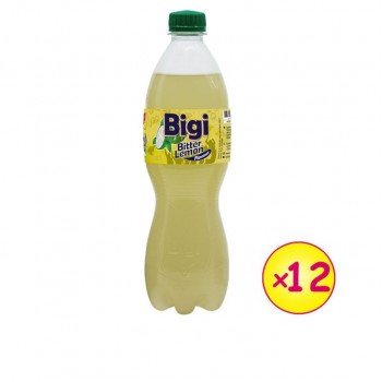 Bigi Bitter Lemon Drink 60cl x 12