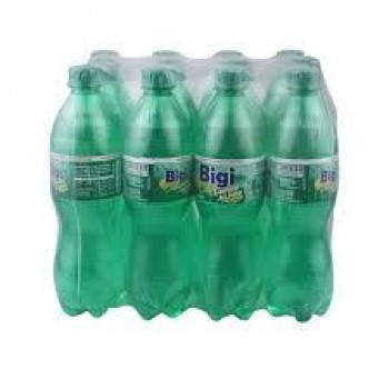 Bigi Lemon and Lime Drink 60cl x 12