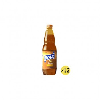 Bold Ginger  Drink 60cl x 12