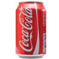 Coke 33cl x 6
