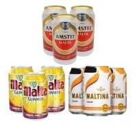 Bundle Of 24pcs Can Malt