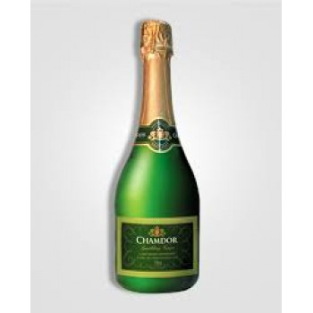 Chamdor Non-Alcoholic Sparkling white grape 750ml