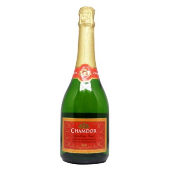 Chamdor Non-Alcoholic Sparkling Peach Wine 750ml