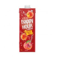 Happy Hour Juice (Peach Pop flavour)  1 litre