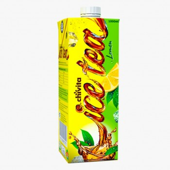 Chivita Ice Tea Lemon 1ltr x 10