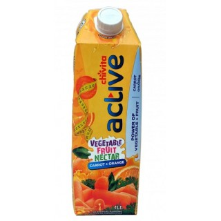 Chivita Active Vegetable & Fruits Nectar
