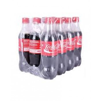 Coke Pet By 35cl x 12