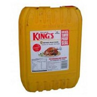 Kings Vegetable Cooking Oil (25 Litres)