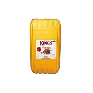 King'S Devon Kings Vegetable Cooking Oil - 25 Litres