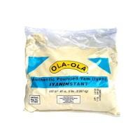 Ola ola authentic pounded yam 2.267kg