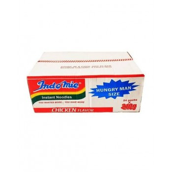 Indomie Hungry Man Size Chicken Flavour 210g x 24 (carton)