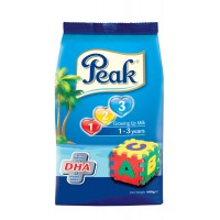 Peak Growing Up Milk 123 400g Pouch