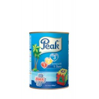 Peak Growing Up Milk 123 400g Tin