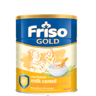 Friso Gold Cereal Rice (300g x 6)