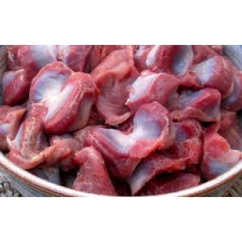Gizzards - Frozen (1Kg)